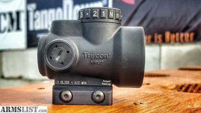For Sale/Trade: Trijicon MRO for Vortex AMG UH1
