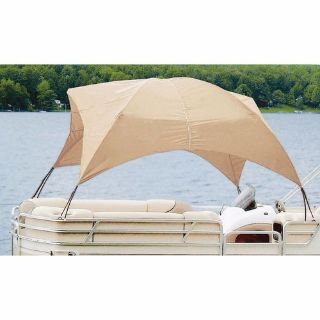 Buy Taylor Made Pontoon Gazebo Shade Top - Tan - 12003OS motorcycle in La Porte, Indiana, United States, for US $169.95