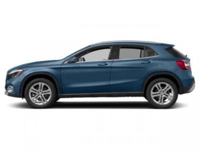 2019 Mercedes-Benz GLA GLA 250 (Denim Blue Metallic)