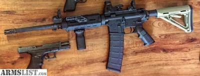 For Sale: AR15 w/ Magpul Parts