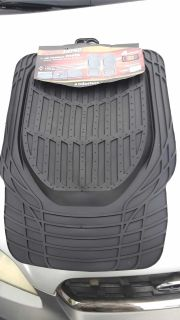 Motor Trend high quality brand new four-piece all weather car mats