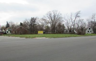 Commercial Land Foreclosure Sale