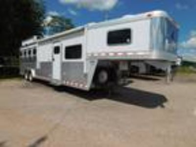 2007 Elite DLX 4 horses