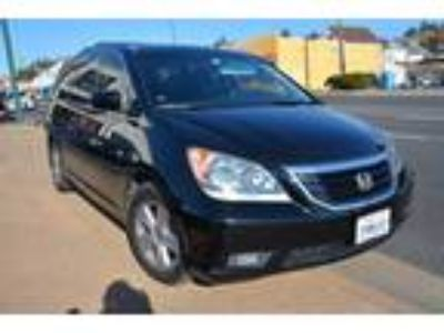 2010 Honda Odyssey Touring Black, Heated Seats, Navigation