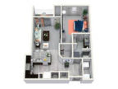 The Cliftwood - One BR One BA 734 sqft A7