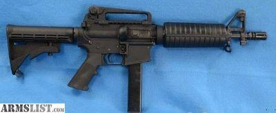 For Sale: Colt 9mm SBR LE6991 NFA RO991 AR15 AR6951