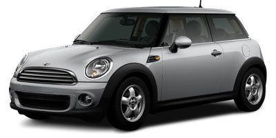 2013 MINI Cooper Base (British Racing Green II Metallic)