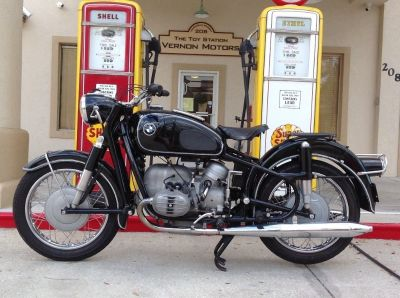 1966 BMW R-50 in great condition