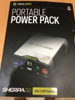 GOALZERO Portable Power Pack