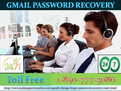 Is performing Gmail Password Recovery 1-850-777-3086 operation very easy?