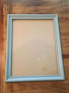 Blue/Gray Picture Frame