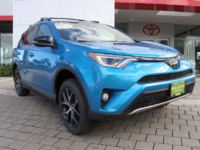 2018 Toyota RAV4 SE (electric)