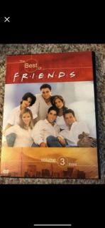 Best of Friends Vol 4 and 4 DVDS