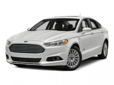 2016 Ford Fusion Energi Titanium ()
