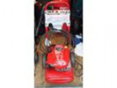 Troy Bilt pressure washer (Rock hill)