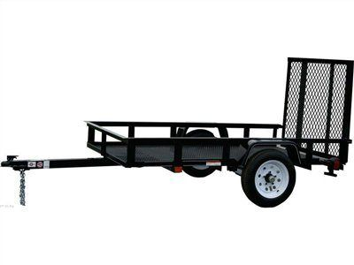 2010 Carry-On Trailers 5x8SP - 2,000 lbs. GVWR Specialty Utility Francis Creek, WI