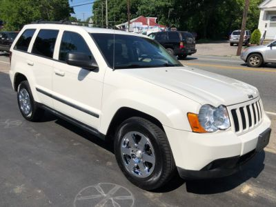 2008 Jeep Grand Cherokee Laredo (White)