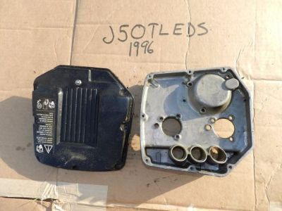 Sell 1996 Johnson 50hp J50TLEDS Fuel Carbs Carburetor Air Intake Box Evinrude 48 40 motorcycle in Port Charlotte, Florida, United States, for US $20.20