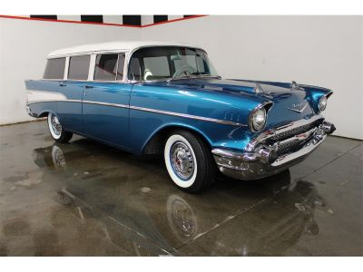 1957 Chevrolet Bel Air Wagon