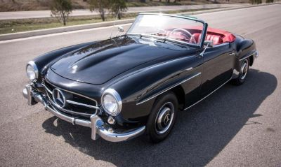 1957 Mercedes-Benz 190 SL Roadster