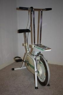 Stationary Exercise Bike by Tunturi Ergometer-W & Owner's Manual