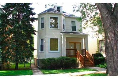 House for rent in Chicago. Will Consider!