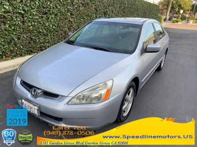 2004 Honda Accord EX (Satin Silver Metallic)