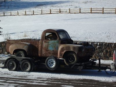 1949 Studebaker Pick Up