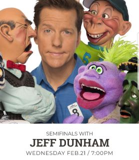 Looking for Jeff dunham tickets