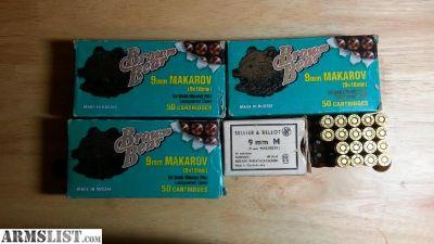 For Sale: 9mm Makarov