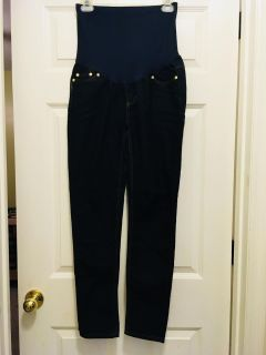 New maternity skinny jeans