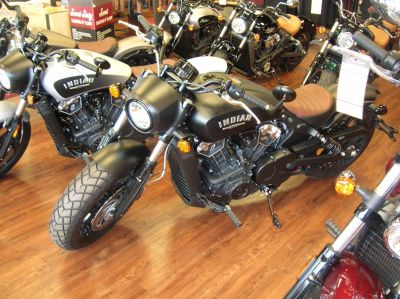 2018 Indian Scout Bobber ABS Cruiser Motorcycles Lincoln, NE