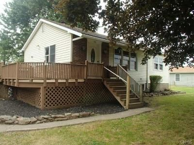 3 Bed 1 Bath Foreclosure Property in Phoenix, NY 13135 - County Route 57