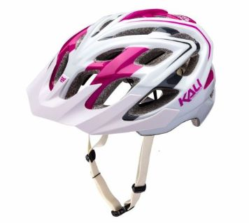 Buy NEW KALI PROTECTIVE CHAKRA PLUS SONIC XC MTB DH HELMET WHITE/ MAGENTA ALL SIZES motorcycle in Chino, California, United States, for US $55.00