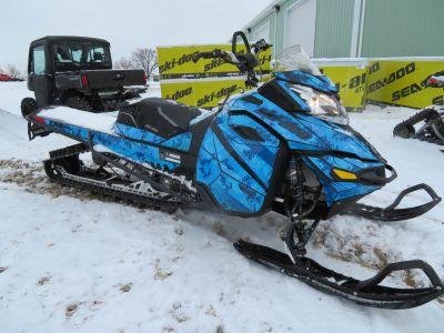 "2015 Ski-Doo Summit X 174 800R E-TEC , PowderMax 3.0"" Mountain Snowmobiles Dickinson, ND"