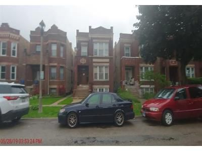 6 Bed 2 Bath Foreclosure Property in Berwyn, IL 60402 - Harvey Ave