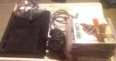 PlayStation 3 Super Slim 500GB with 12 Games