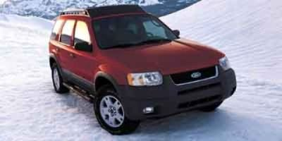 2004 Ford Escape Limited (DARK SHADOW GRAY CLEARCO)