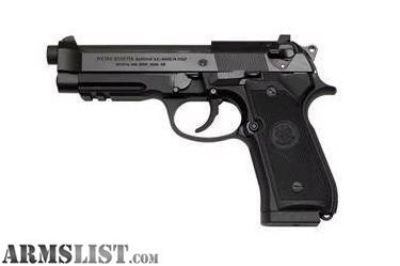 For Sale: BERETTA 92A1 9MM
