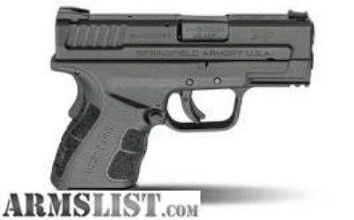 For Sale: Springfield XDG 45...