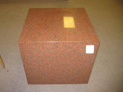 $500, Granite cube coffee table