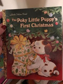 Poky little puppy s first Christmas