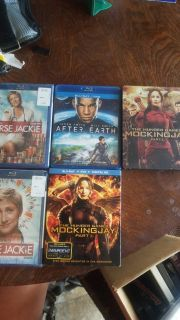 New blue Ray's $4 each