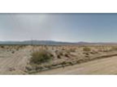 10.45 Acres Of Residential Land In Cantil, Ca. Power Close, And Near Test Track