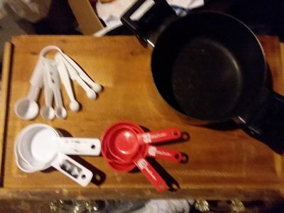 Cookware items
