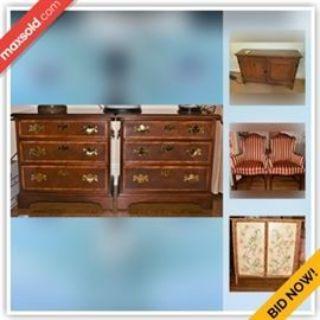 Newton Downsizing Online Auction - Suffolk Road