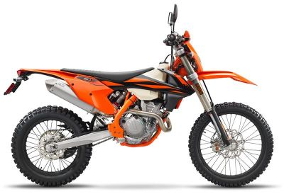 2019 KTM 250 EXC-F Dual Purpose Motorcycles Orange, CA