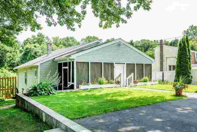 11 Marvin Methuen Two BR, Nestled on a wooded street this home