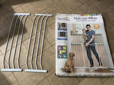 36 Tall Gate Extensions