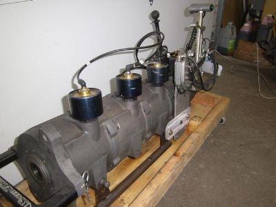 New LENCO CS-3 5-Speed air shifted Transmission